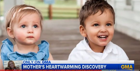 A Colorado mom was surprised to learn the two children she adopted were biological brother and sister.