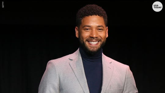 """""""Empire"""" star Jussie Smollett hospitalized in possible hate crime attack"""