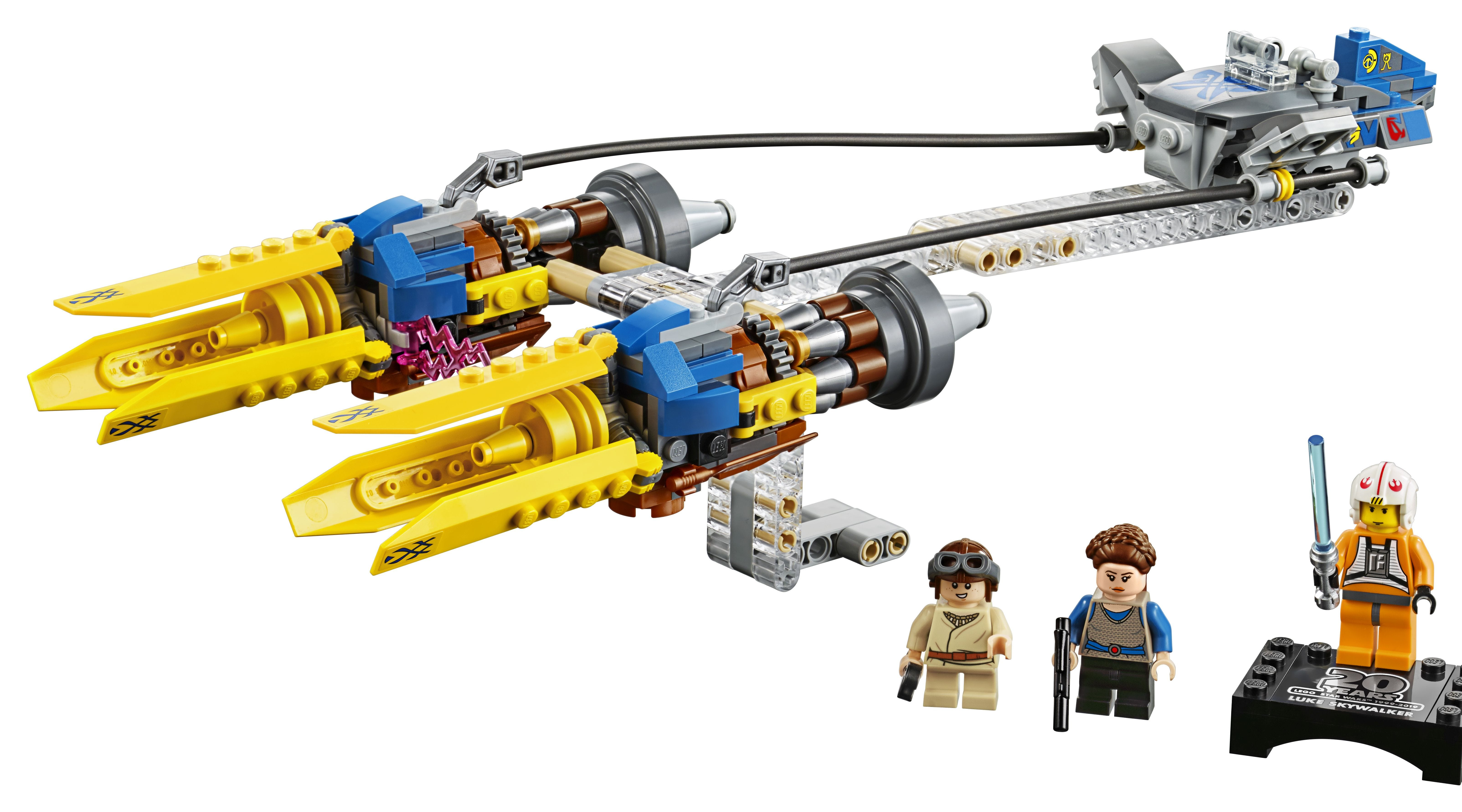 Star Wars fans, these are the limited-edition Lego sets you've been looking for