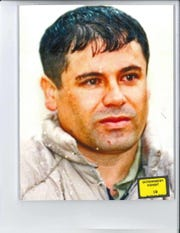This undated handout photo from the U.S. Attorney's Office for the Eastern District of New York shows alleged Mexican drug lord Joaquin 'El Chapo' Guzman, whose Brooklyn federal court trial is nearing an end. AFP Photo/U.S. Department of Justice.