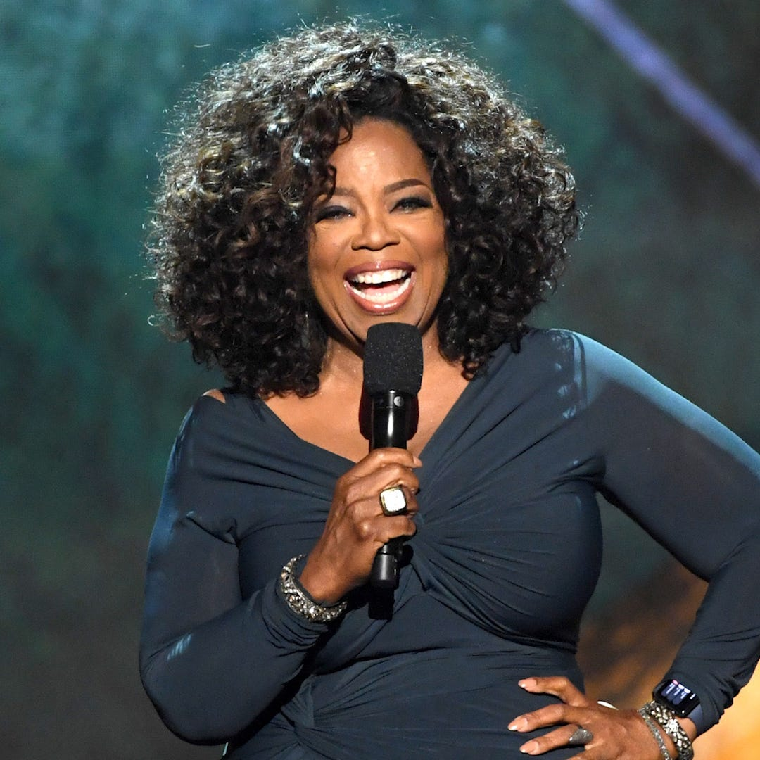 There are so many reasons to celebrate Oprah Winfrey.