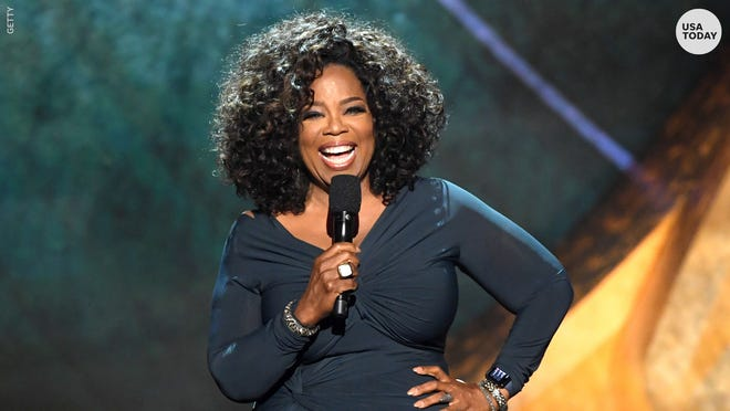 The author has many mentors, but considers Oprah Winfrey, who he has never met, a muse.