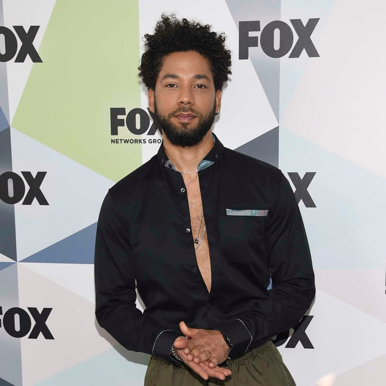"""""""I am working with authorities and have been 100% factual and consistent on every level,"""" Jussie Smollett said Friday in his first statement since the attack."""
