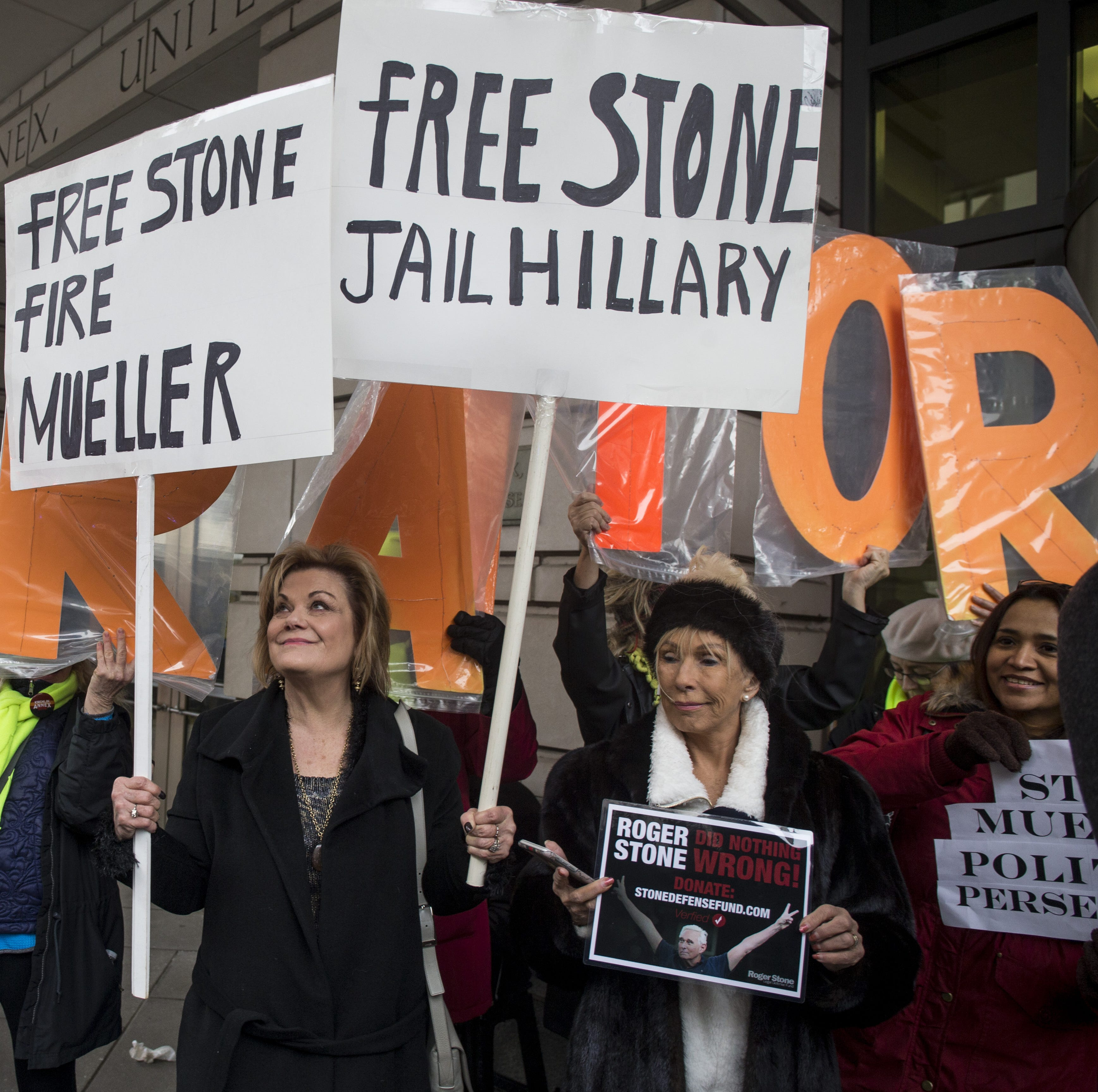 Roger Stone's not guilty plea shows collapse of Russian collusion narrative
