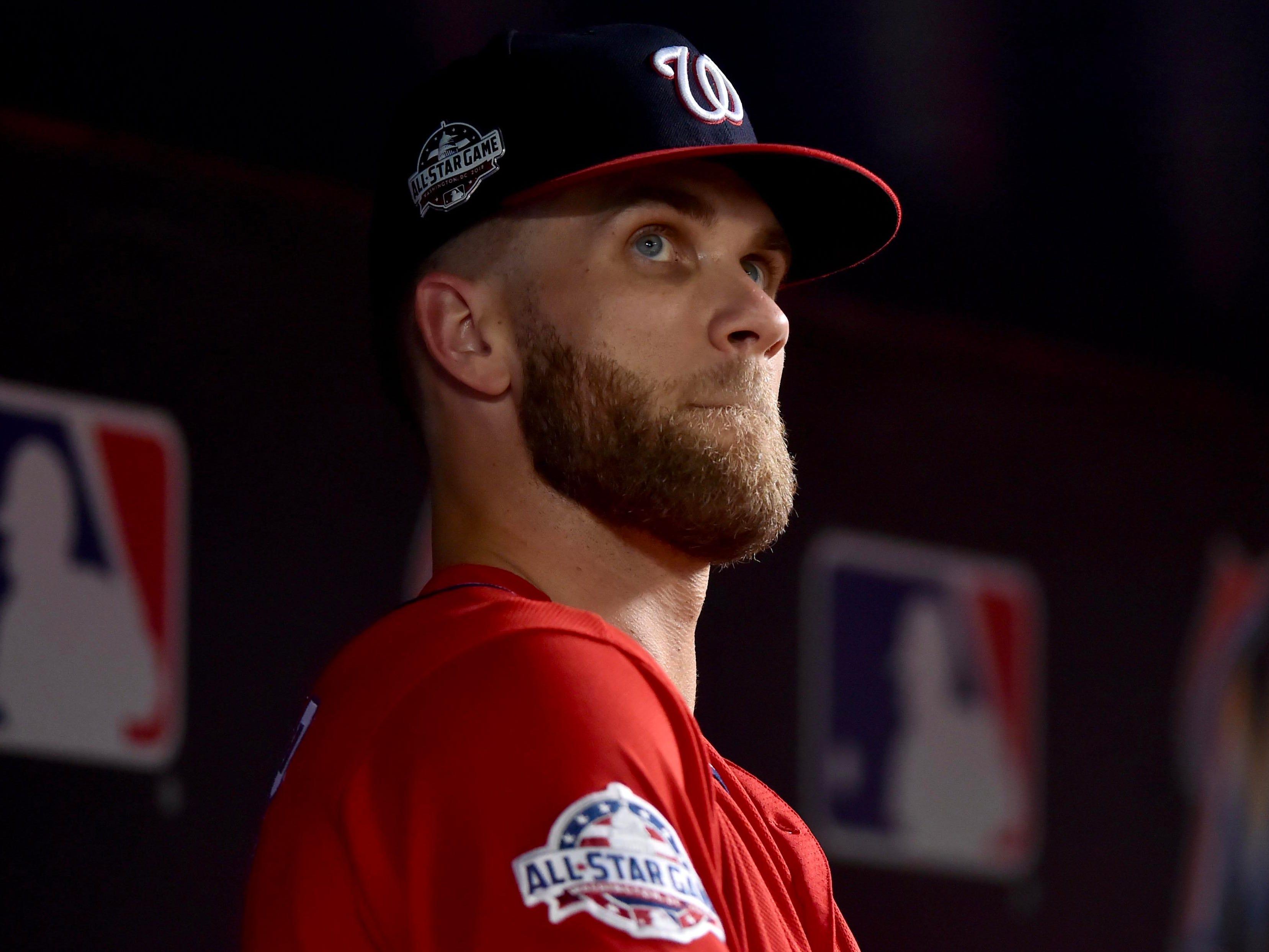 Why the Philadelphia Phillies make sense for Bryce Harper