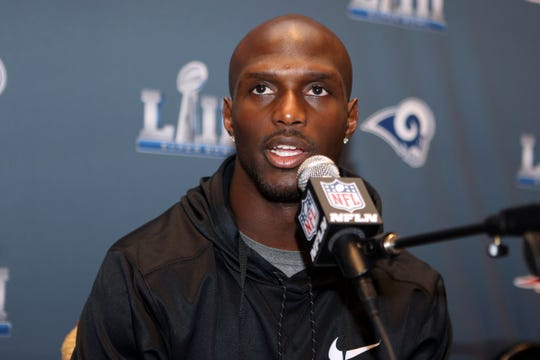 Patriots free safety Devin McCourty and his twin brother Jason will play in the Super Bowl together.