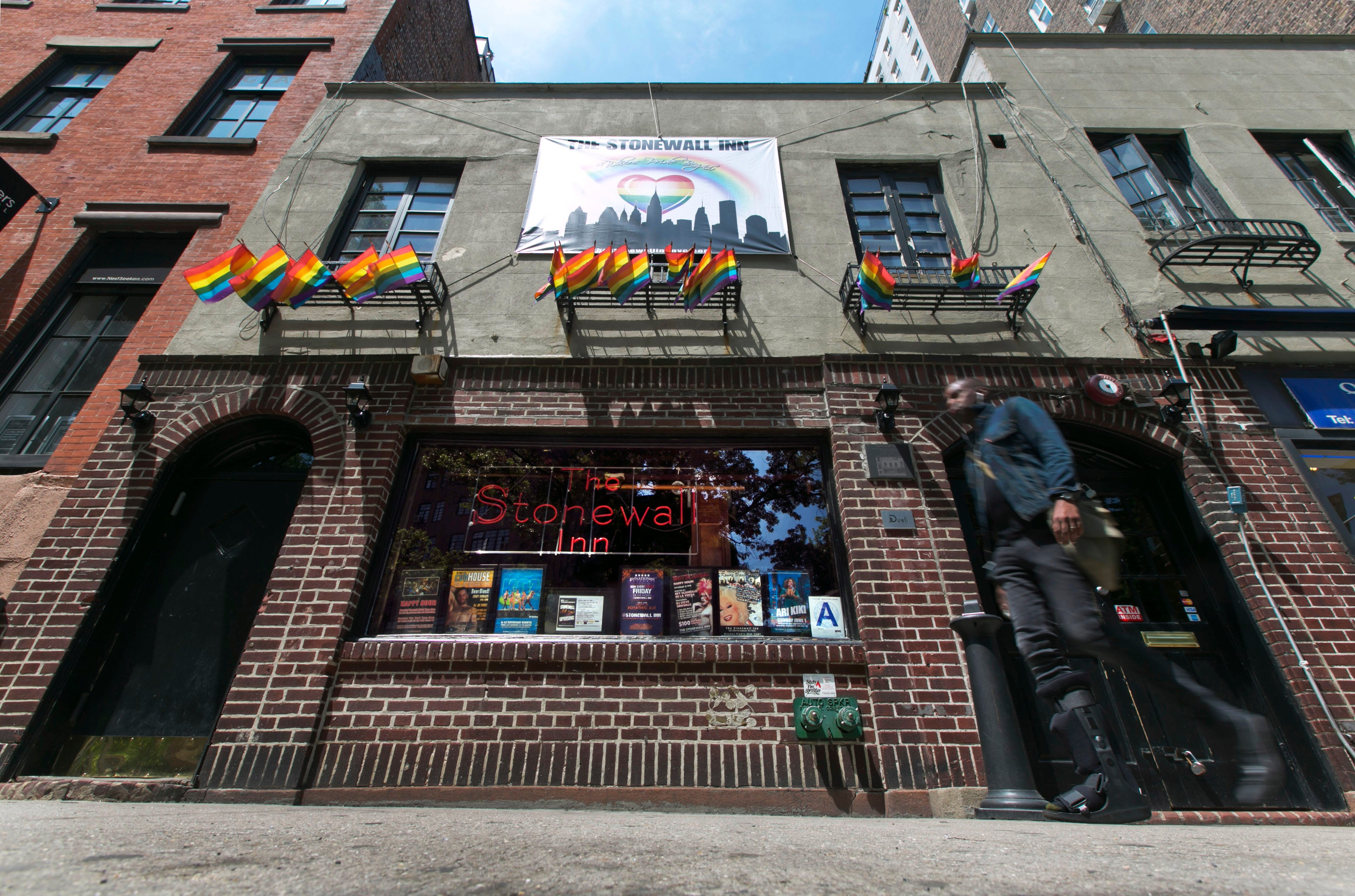 New Pride documentary commemorates legacy of Stonewall Inn on 50th  Anniversary