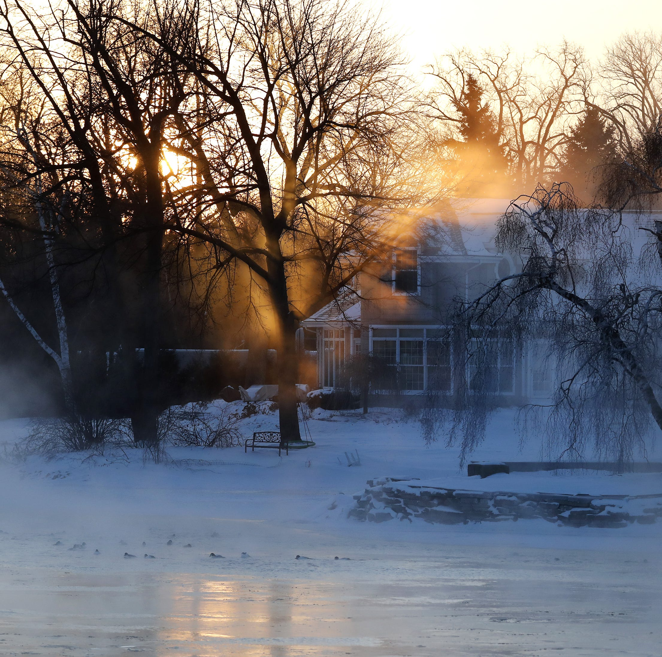 What to expect during the final day of the polar vortex in Wisconsin