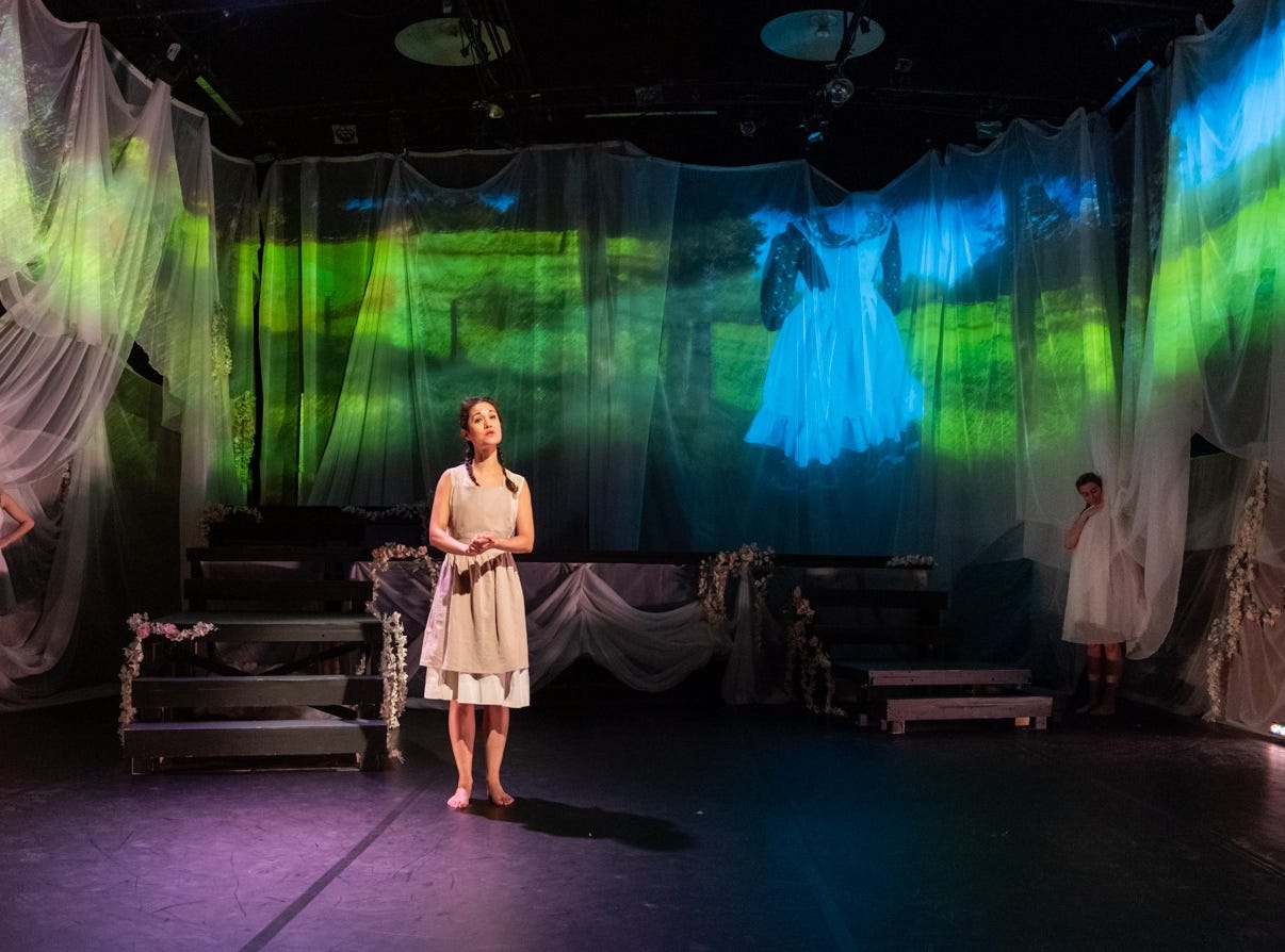 """""""Anne Of Green Gables, Part 1,"""" by Royal Family Productions in Manhattan."""