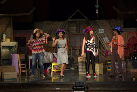 """Sistas The Musical"" is participating in NYC Off-Broadway Week."