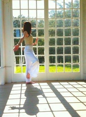 Owner of Sacred Simplicity Yoga Learning Center Lisa Horon-Sockol