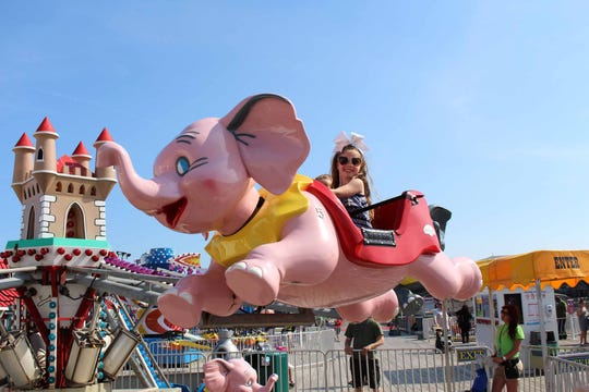 Elephant Express is coming to Casino Pier in 2019