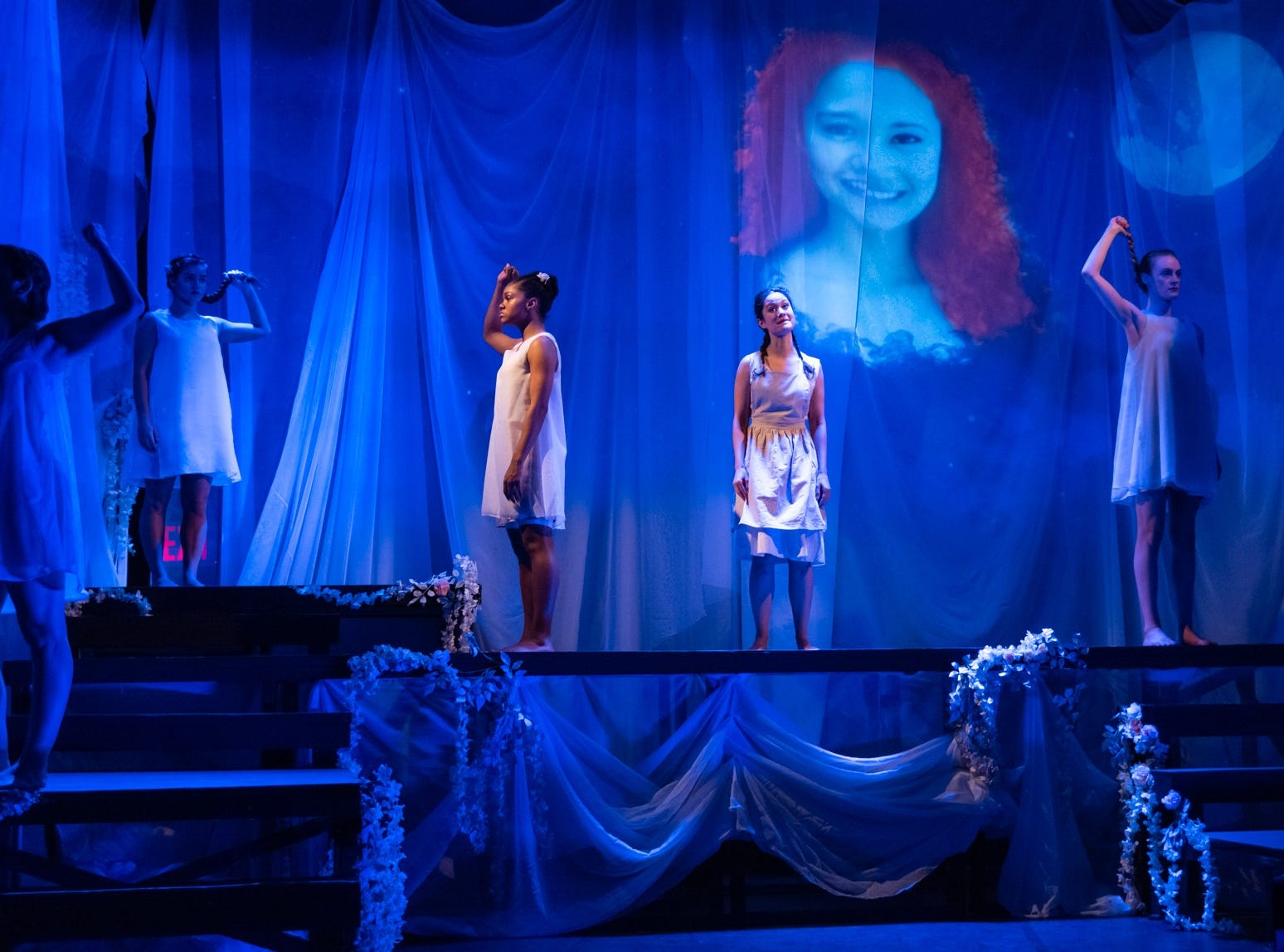 """Royal Family Productions' """"Anne Of Green Gables, Part 1,"""" in a limited run on 46th Street."""