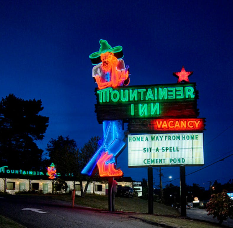 Portrait of the Past: Mountaineer Inn, Asheville