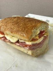 Scott Kingston said the Italian sub at Cerrato's in Melbourne is 110 percent the best Italian sub he's ever tasted.