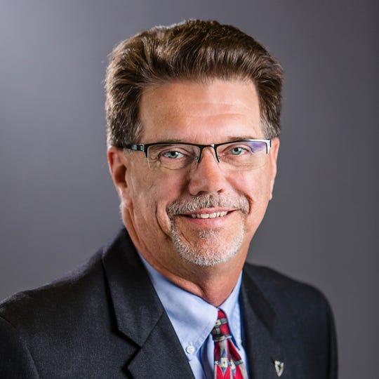 Mike Moss, vice president of industrial properties at Melbourne-basedLightle Beckner RobisonInc.