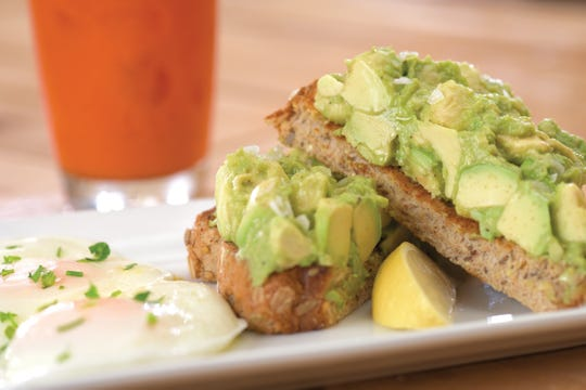 One of First Watch's most popular items is its Avocado Toast.
