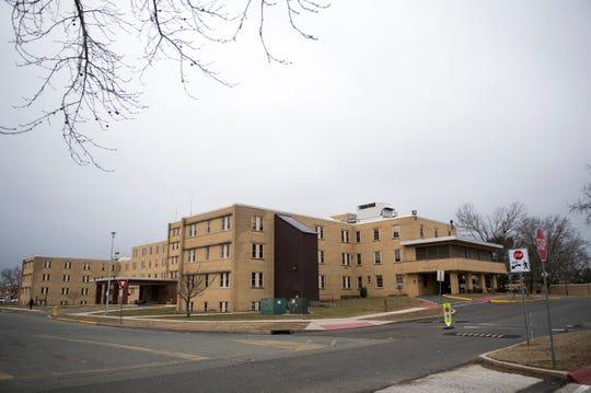 Ancora Psychiatric Hospital in Winslow Twp., N.J.