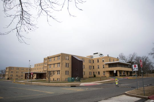 Ancora Psychiatric Hospital in Winslow Twp., N.J.