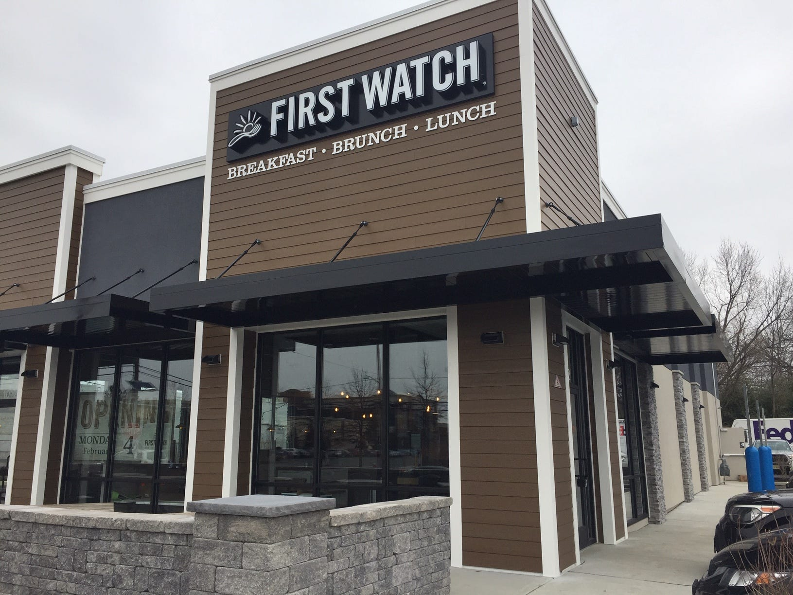 First Watch opens its first New Jersey location on Monday on Haddonfield Road in Cherry Hill. The restaurant chain has plans to open more locations soon in Marlton, Bridgewater, Woodbridge and Paramus.