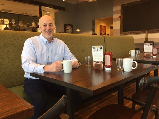 Stan Ryback of Mantua is excited to bring the First Watch restaurant concept to Cherry Hill.