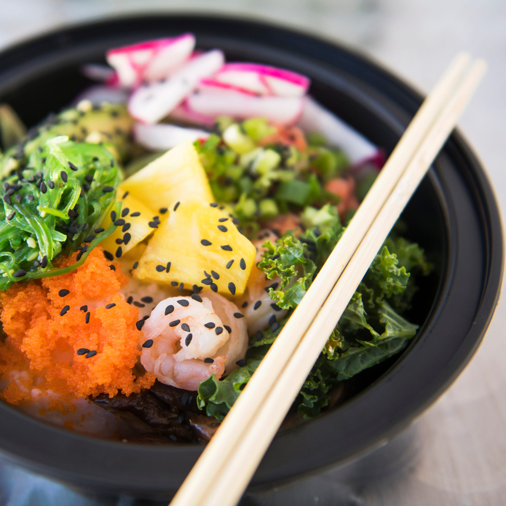 Off the hook:  Poke bowl restaurants proliferate across South Jersey