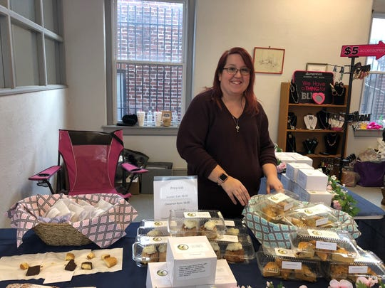 Tara Senski, who owns Tara's Cozy Kitchen, will be at Ryan's Retail pop-up market Wednesday through Sunday throughout February.