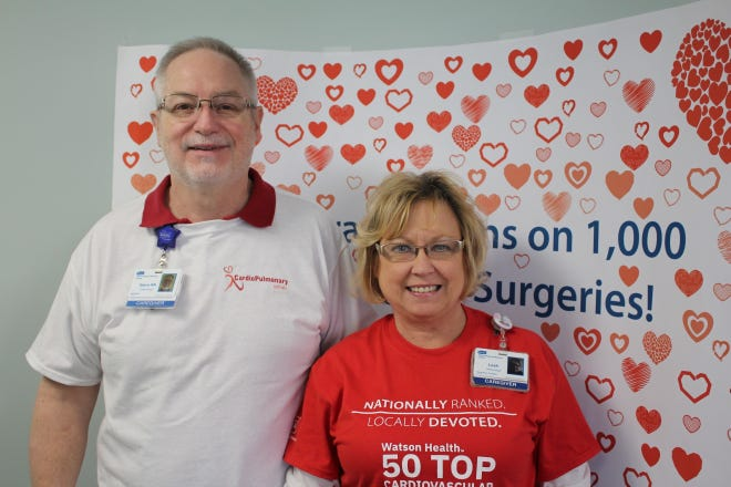 Adena Health System offers a full line of top-rated cardiovascular services for many heart health needs.