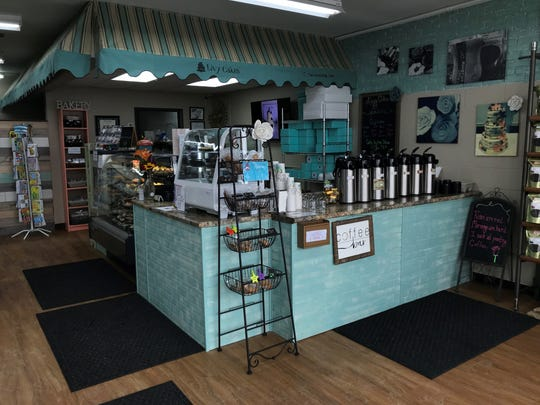 Livy Cakes and Two Roasting Joes is a family owned bakery and coffee roastery located at 659 N. High Street.