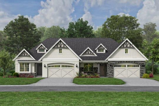 Robert Lucke Group is building  villa homes in Montgomery.
