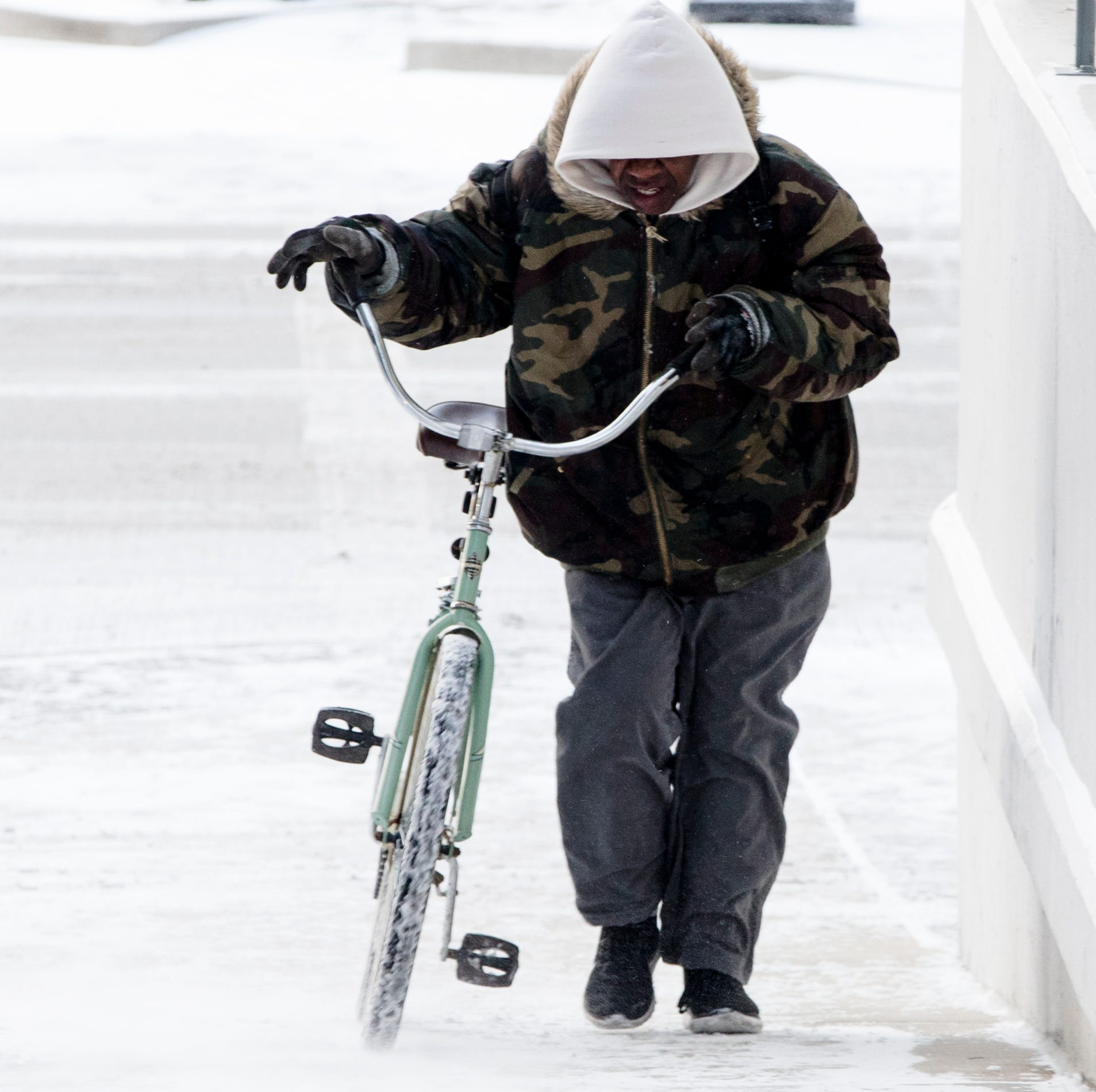 Letters: Closing schools because of cold weather isn't compassion