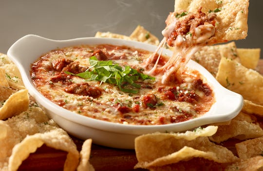 Olive Garden's Lasagna Dip.
