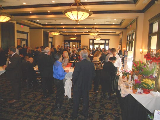 "Business leaders will gather at Maggiano's Little Italy in Bridgewater for the ""Networking Night"" at 5 p.m. on Thursday, Feb. 7."