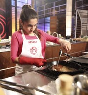 Ariana from MasterChef Junior, Season 6.