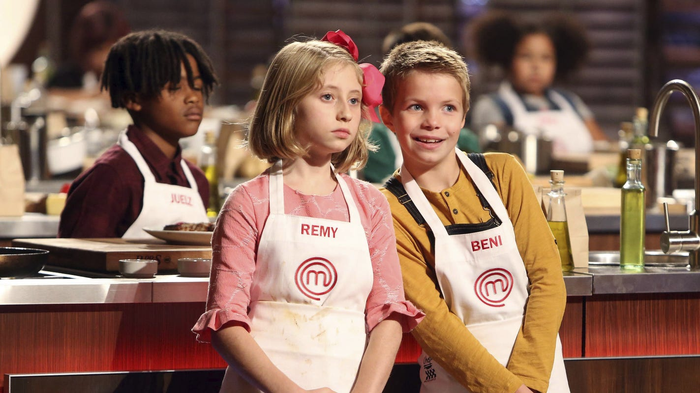 'MasterChef Junior Live!' is coming to the Des Moines Civic Center