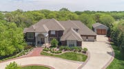 This Ankeny home sold for $1,050,000 in 2018.
