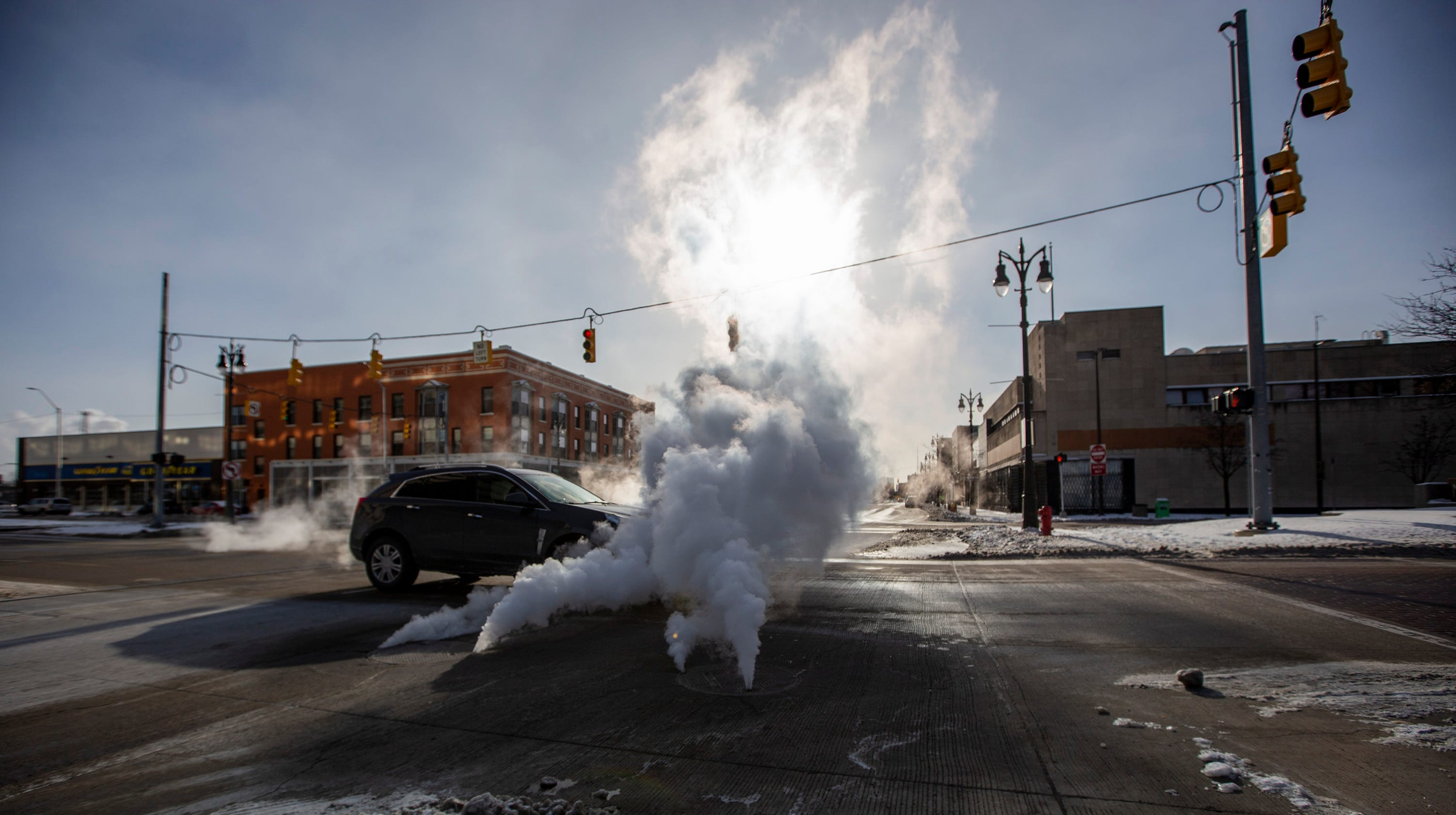 Polar vortex 2019: Detroit sets record lows