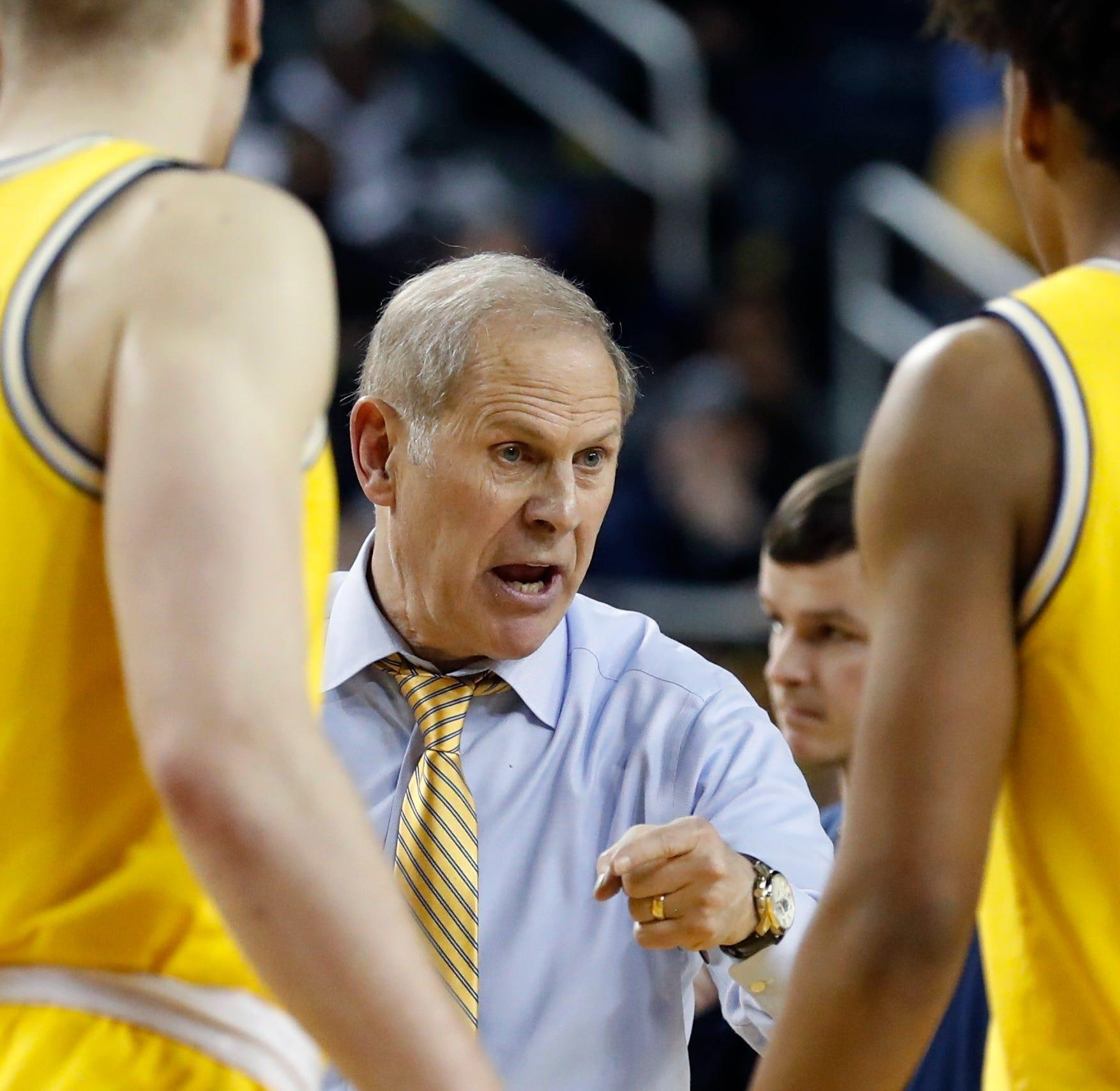 Michigan basketball needs another dose of John Beilein's March magic