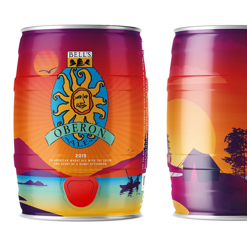 Oberon Day is March 25, and that's just the start of the beer news
