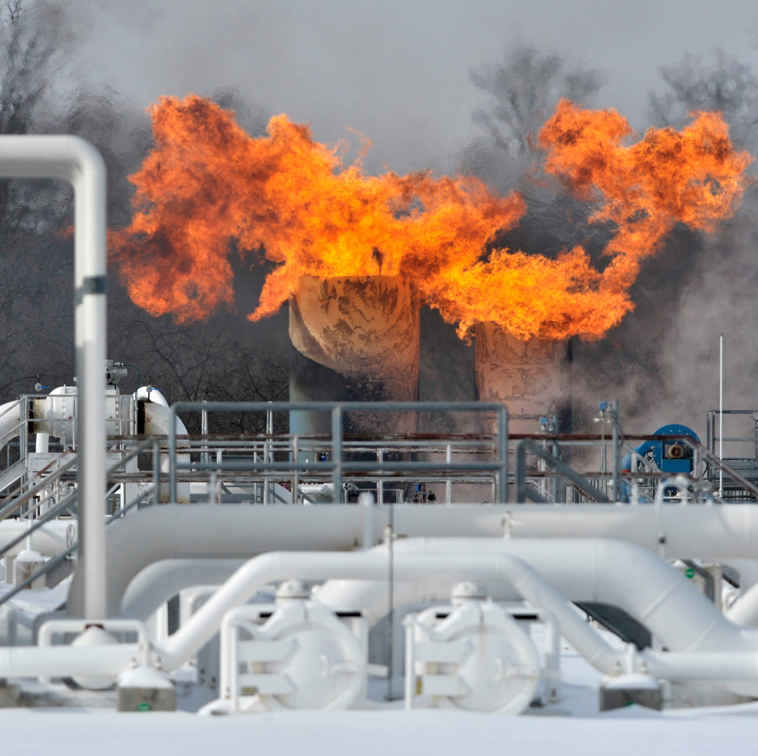 Consumers CEO: Two natural gas plants still down after Jan. 30 fire