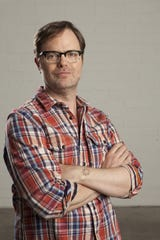 Rainn Wilson will be at the 30th annual Motor City Comic Con on May 18.