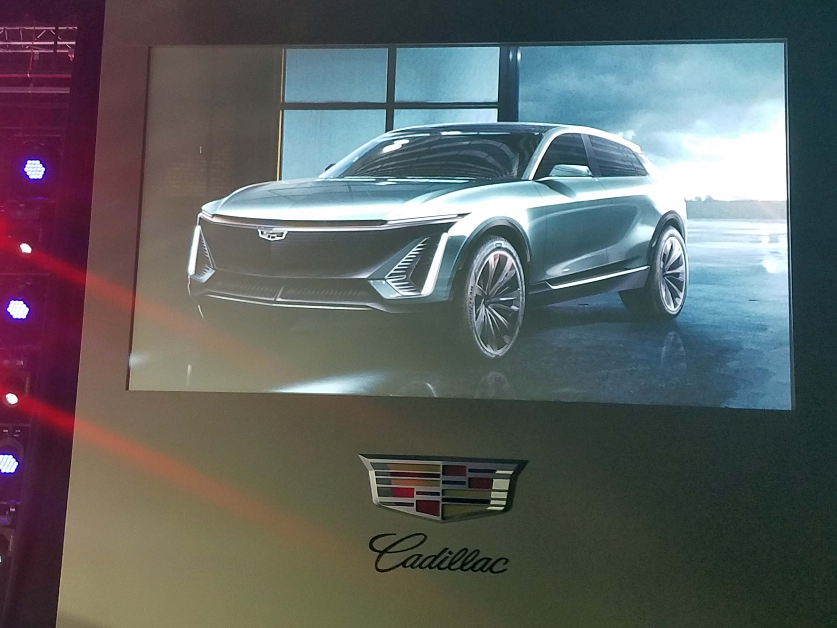 Cadillac showcased a new BEV-3 electric architecture at the Detroit Auto Show that will unerpin a new genration of Caddy EVs. Caddy follows Tesla, BMW, Volvo, Mercedes, and Jaguar in introducing a a new EV platform.