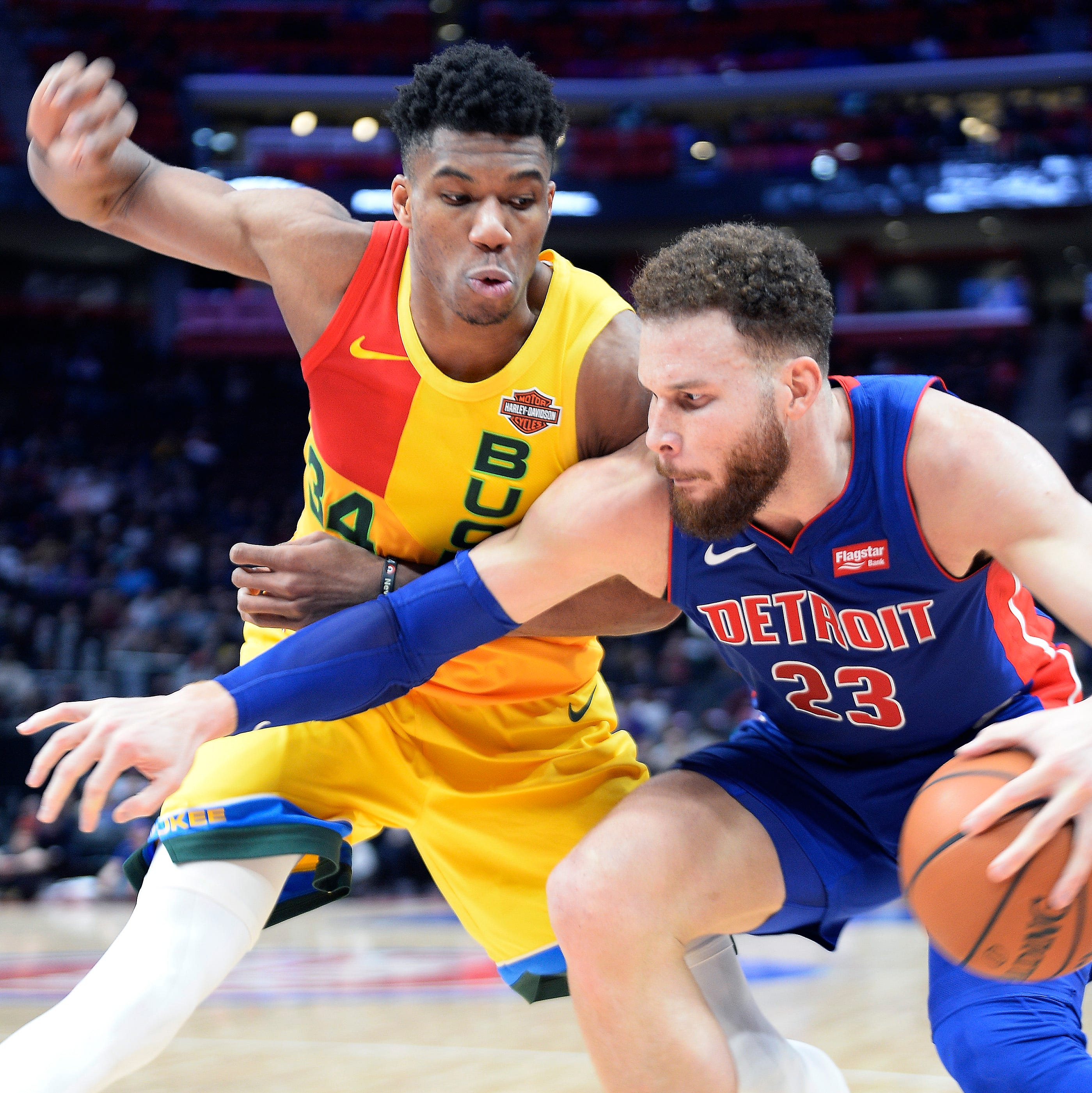 Playoff forecast: Pistons control own destiny