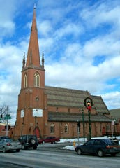 Trinity Episcopal Church, at Main and Church streets, was honored in 2014 with the Project Award by Historic Elmira.