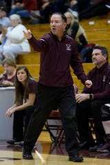 Doug Blair resigned as the Mount Vernon girls basketball coach in February after five seasons. Kendra Steinhart, a former player at Mount Vernon and assistant coach, was named his successor.