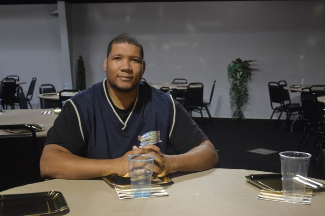 Robert Carter opened The J-FAC to accommodate large groups wanting to provide their own food instead of utilizing catering services. The option allows his clients to create their own specialty menus and save money on food costs.