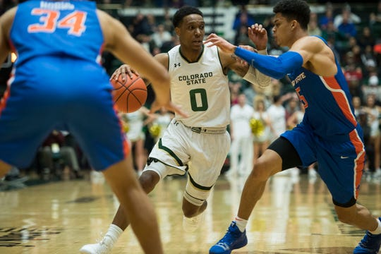 CSU guard Hyron Edwards says he'll transfer from the program.