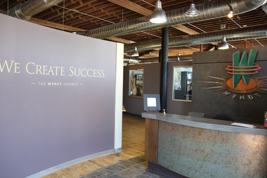 The Wendt Agency has been in business since 1929 and now resides at 105 Park Dr S