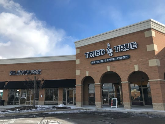 Tried & True Alehouse is a craft beer bar and family friendly restaurant in north Indianapolis.