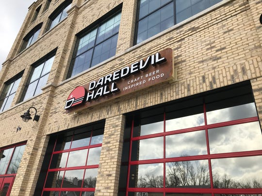 Daredevil Hall brings together award-winning craft beer and chef-driven pub food at Ironworks Hotel in north Indianapolis.